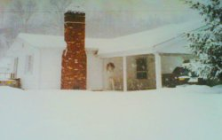 My childhood home in Staffordsville, KY (1995)